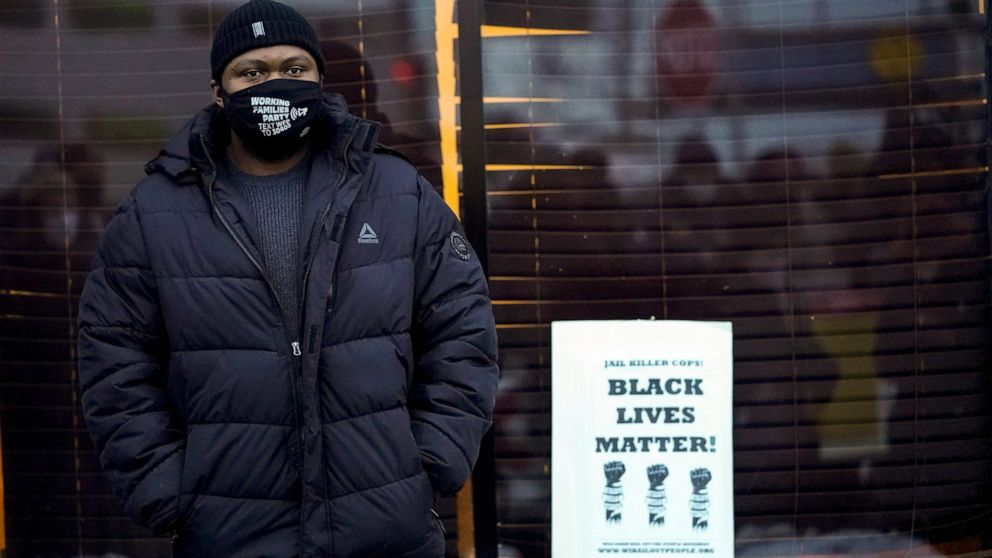 Wisconsin city braces for protest as charging decision looms
