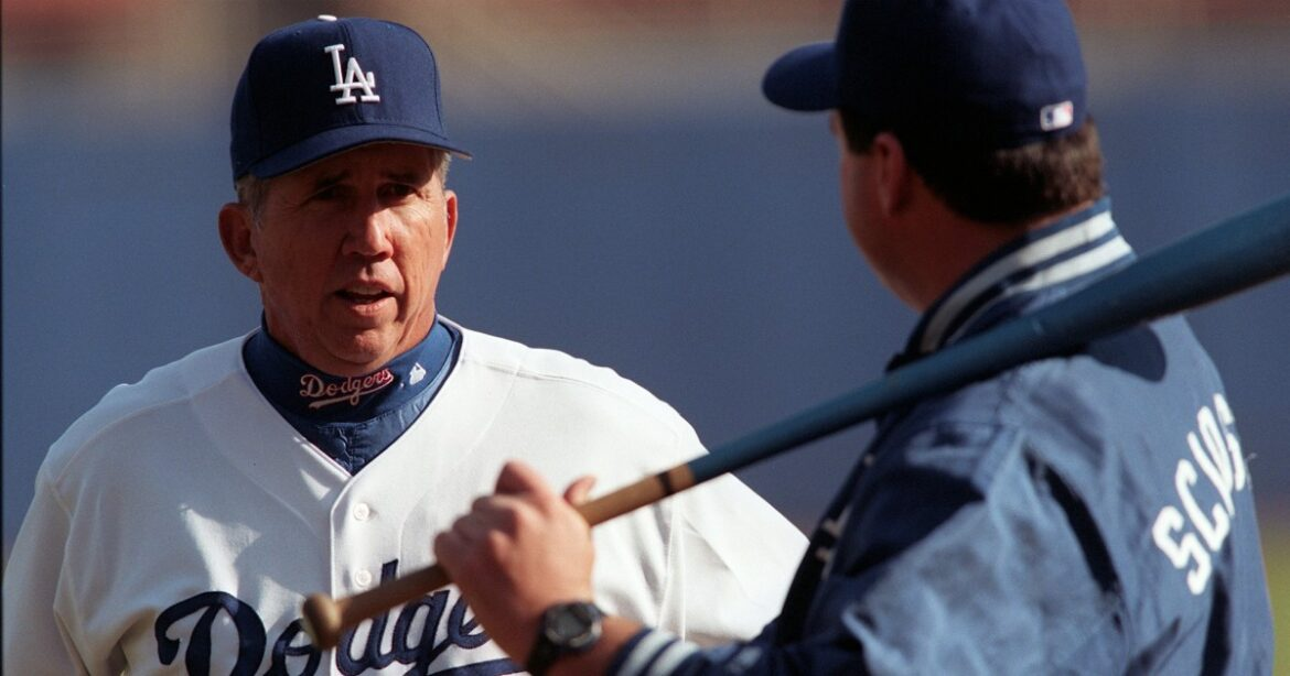 Former Dodgers manager Davey Johnson hospitalized with COVID-19