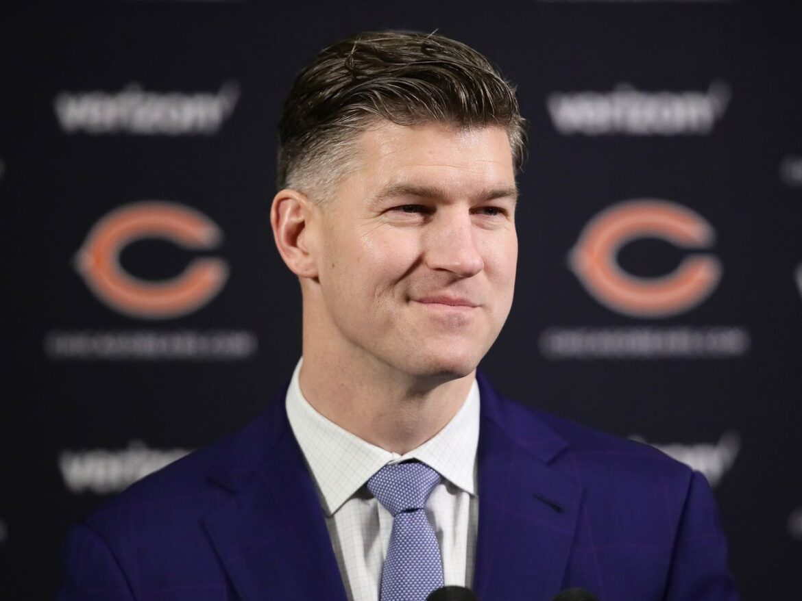 Bears execs choose to see only part of GM Ryan Pace's resume