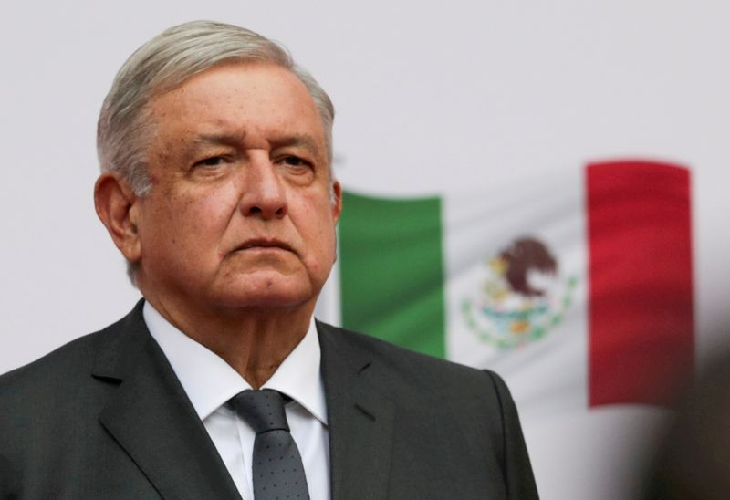 Outsourcing cost Mexico 250,000 jobs in December, president says