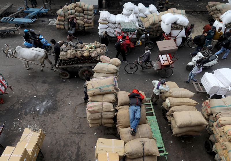 India forecasts 7.7% GDP contraction in 2020/21- govt statement
