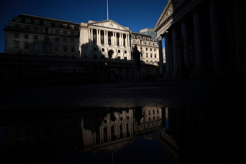 Central banks must arm up for next market upheaval, BoE's Hauser says