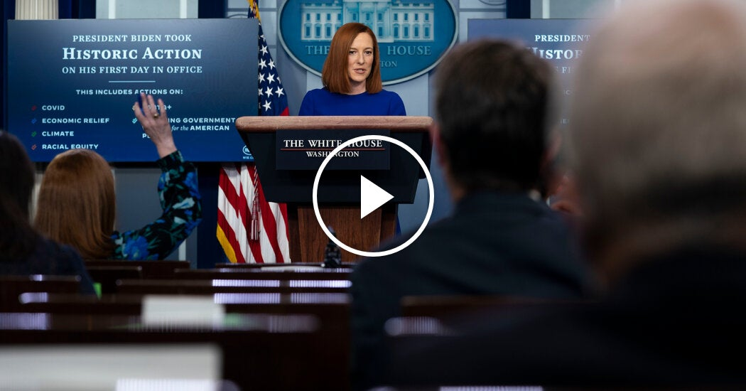 Press Secretary Pledges to Bring 'Truth and Transparency Back'
