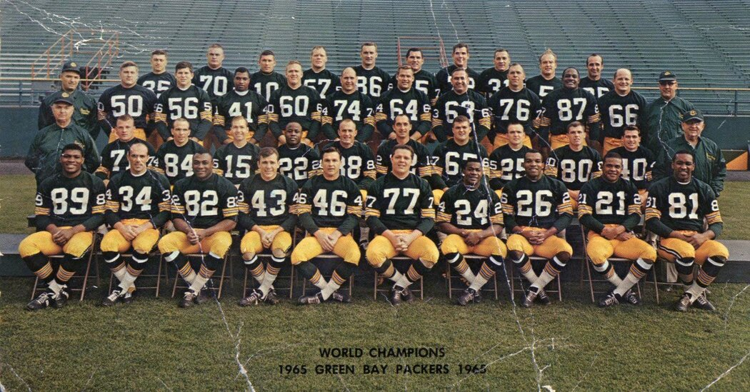 Requiem for the 'Indestructible' Green Bay Packers of the 1960s