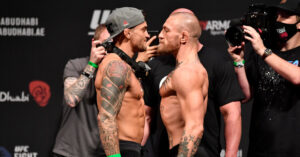 What to Watch as McGregor and Poirier Fight at U.F.C. 257