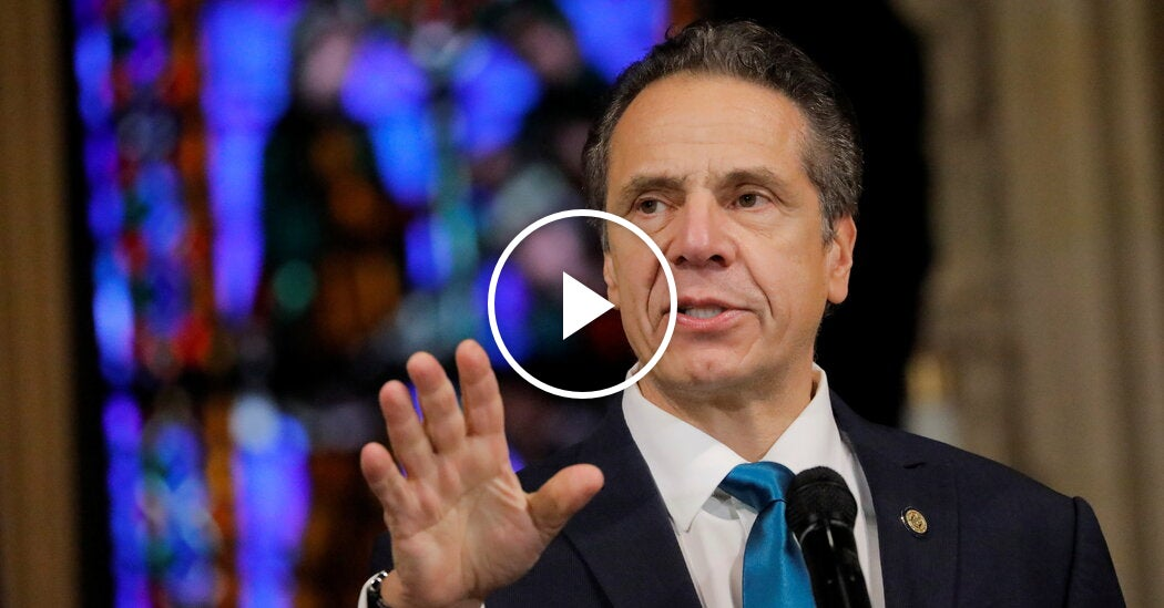 'I'm Being Aggressive,' Cuomo Says of New York State Vaccinations
