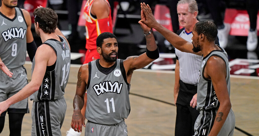 The Nets Looked Unstoppable Early. They've Proved to Be Mortal.