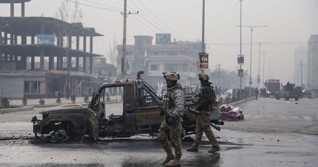 Afghan War Casualty Report: January 2021