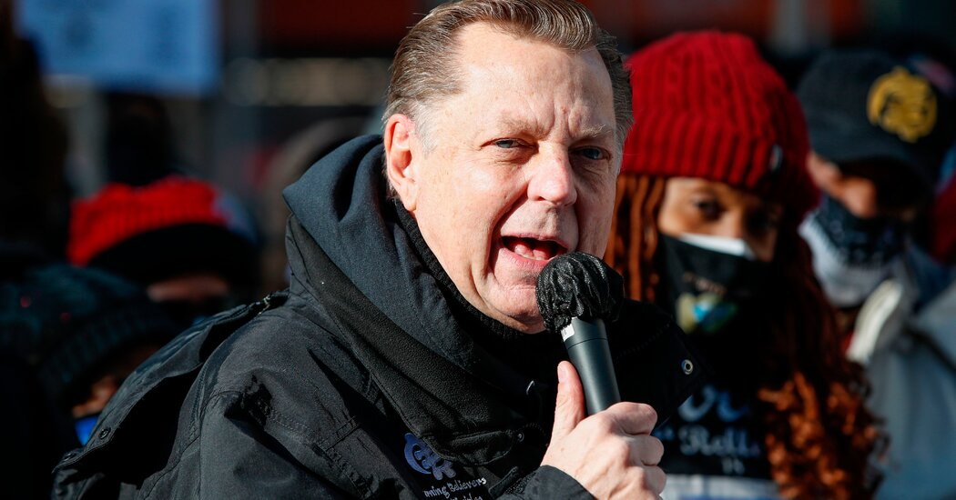 The Rev. Michael Pfleger of Saint Sabina Church in Chicago Is Accused of Sexual Abuse