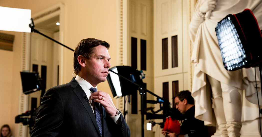 Eric Swalwell: An Impeachment Veteran Returns for Another Pass