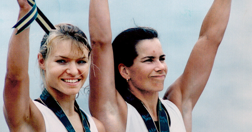 Kathleen Heddle, Rower Who Won 3 Olympic Gold Medals, Dies at 55