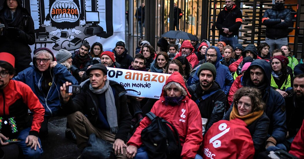 Consumer Groups Target Amazon Prime's Cancellation Process