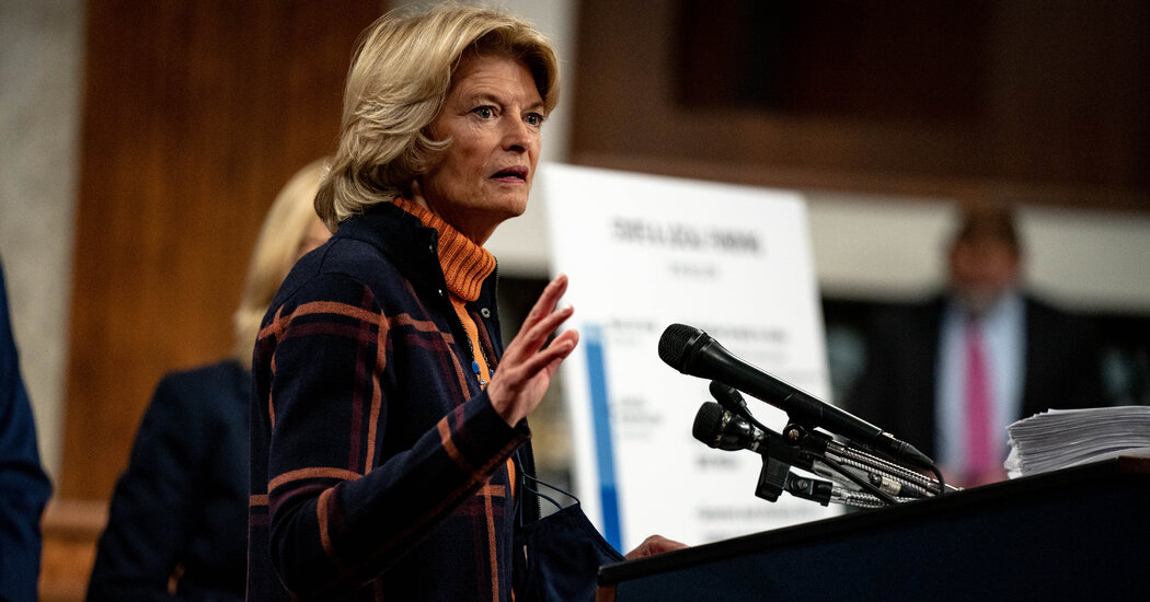 Lisa Murkowski Signals She is Open to Convicting Trump