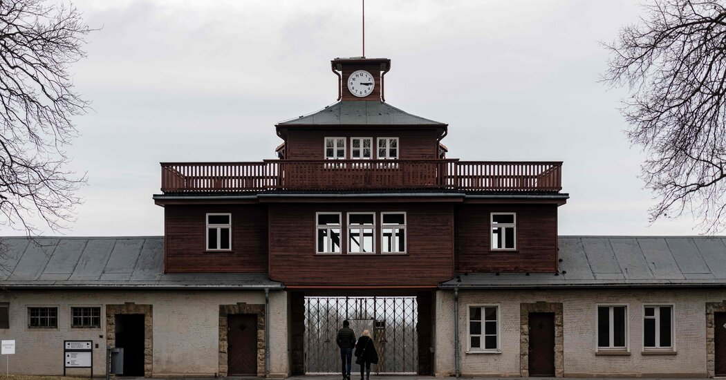 Germany's Buchenwald Memorial Urges Visitors to Respect Graves