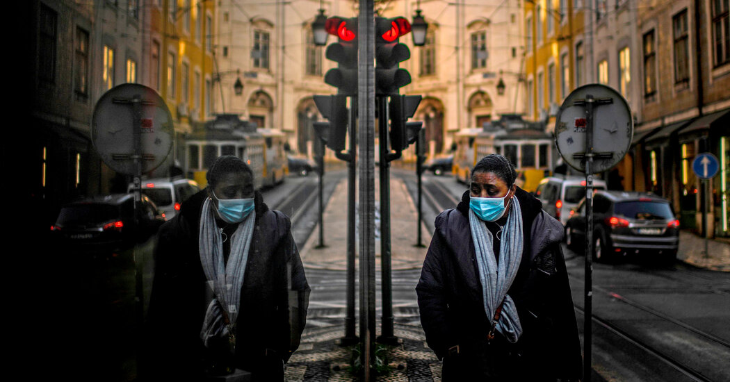 Countries are bracing for the impact of more contagious virus variants.