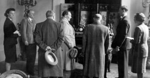 How a Historian Got Close, Maybe Too Close, to a Nazi Thief
