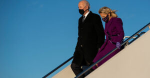 Who's Got the Nuclear Football? Actually, the Question Is When Biden Gets 'the Biscuit'