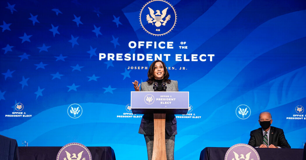 For Kamala Harris, an Influential Voice and a Decisive Vote