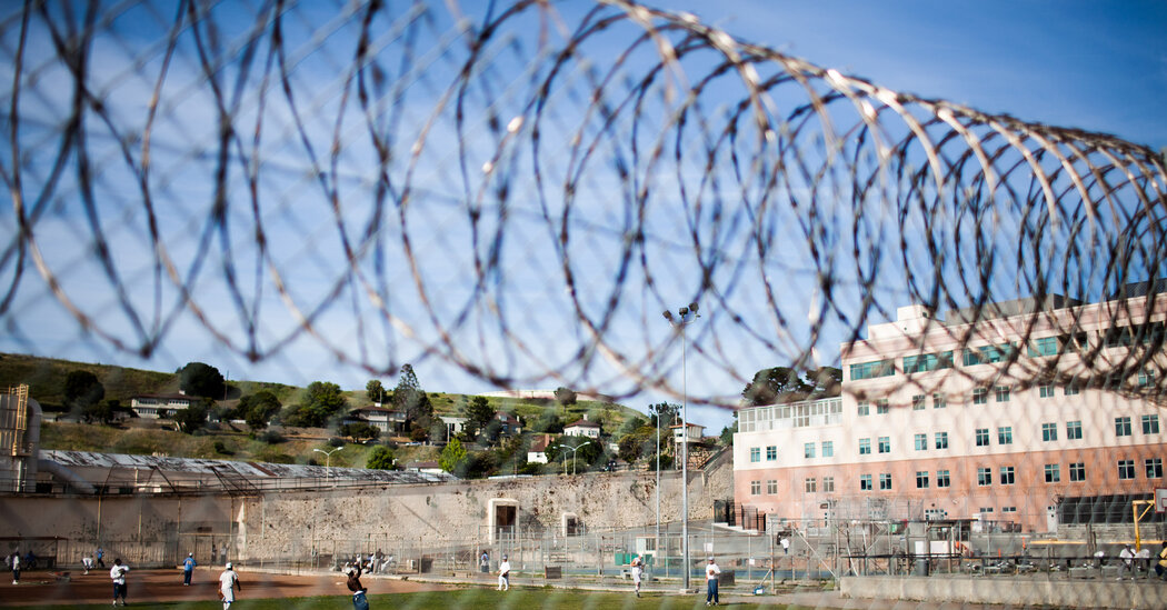 With Guards Crippled by Covid-19, States Are Closing Prisons