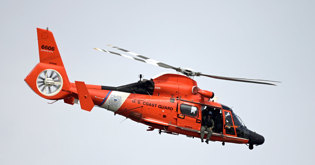 Coast Guard Suspends Search for Missing Boat With 20 Aboard