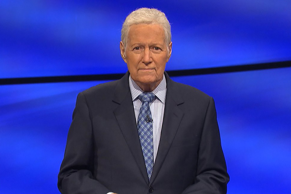 Alex Trebek sends powerful message in one of last 'Jeopardy!' episodes