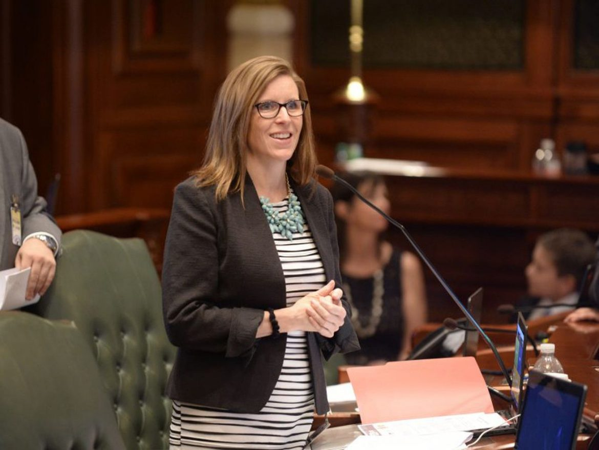 Another rep throws hat in the ring, will challenge Madigan for Illinois House speaker