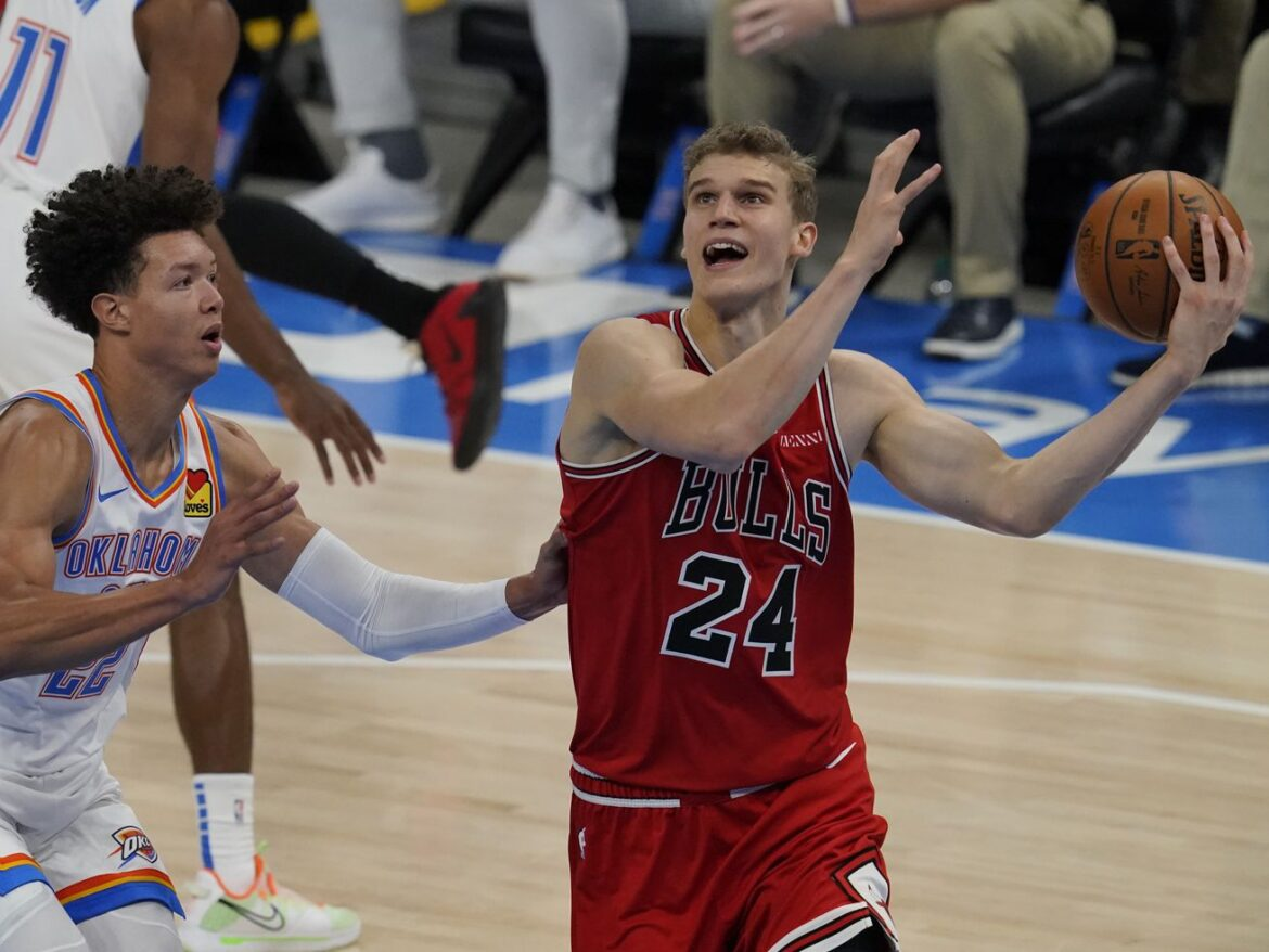 With Lauri Markkanen back in the mix, Friday will be interesting for the Bulls