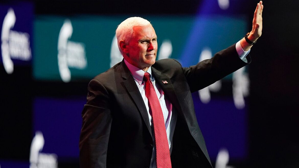 Pence urges Biden administration to have 'eternal vigilance' in standing up to China