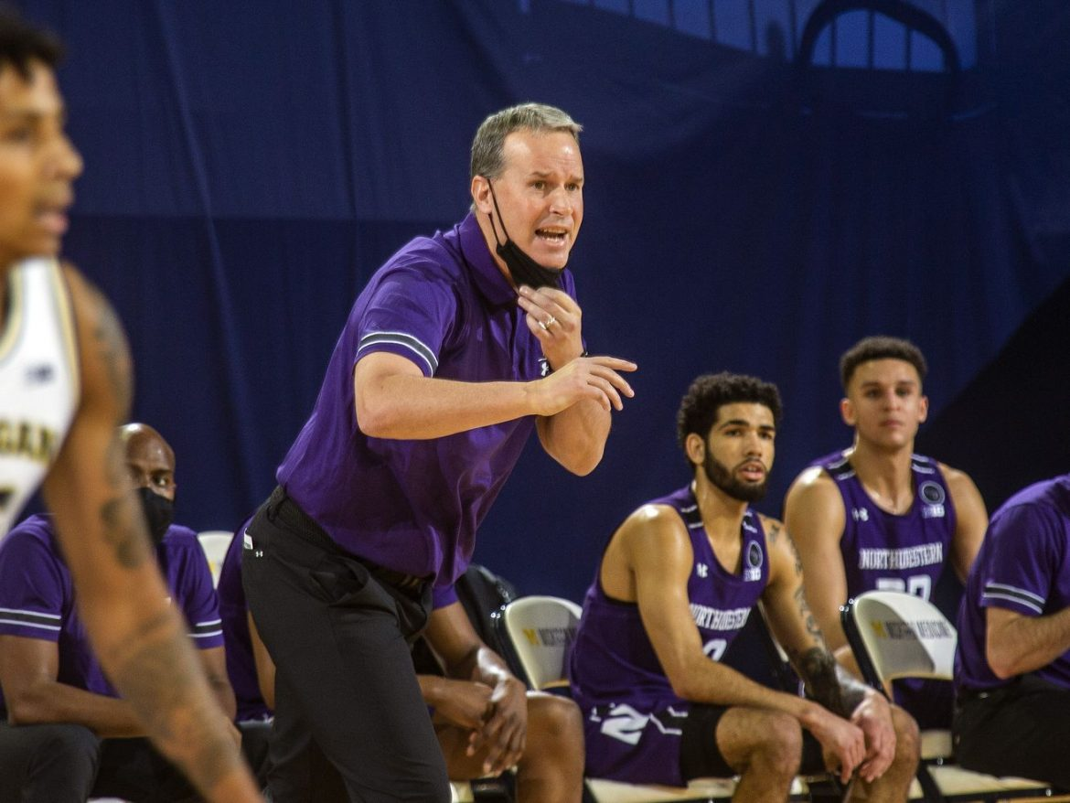 Northwestern falls out of AP Top 25; Gonzaga and Baylor remain on top