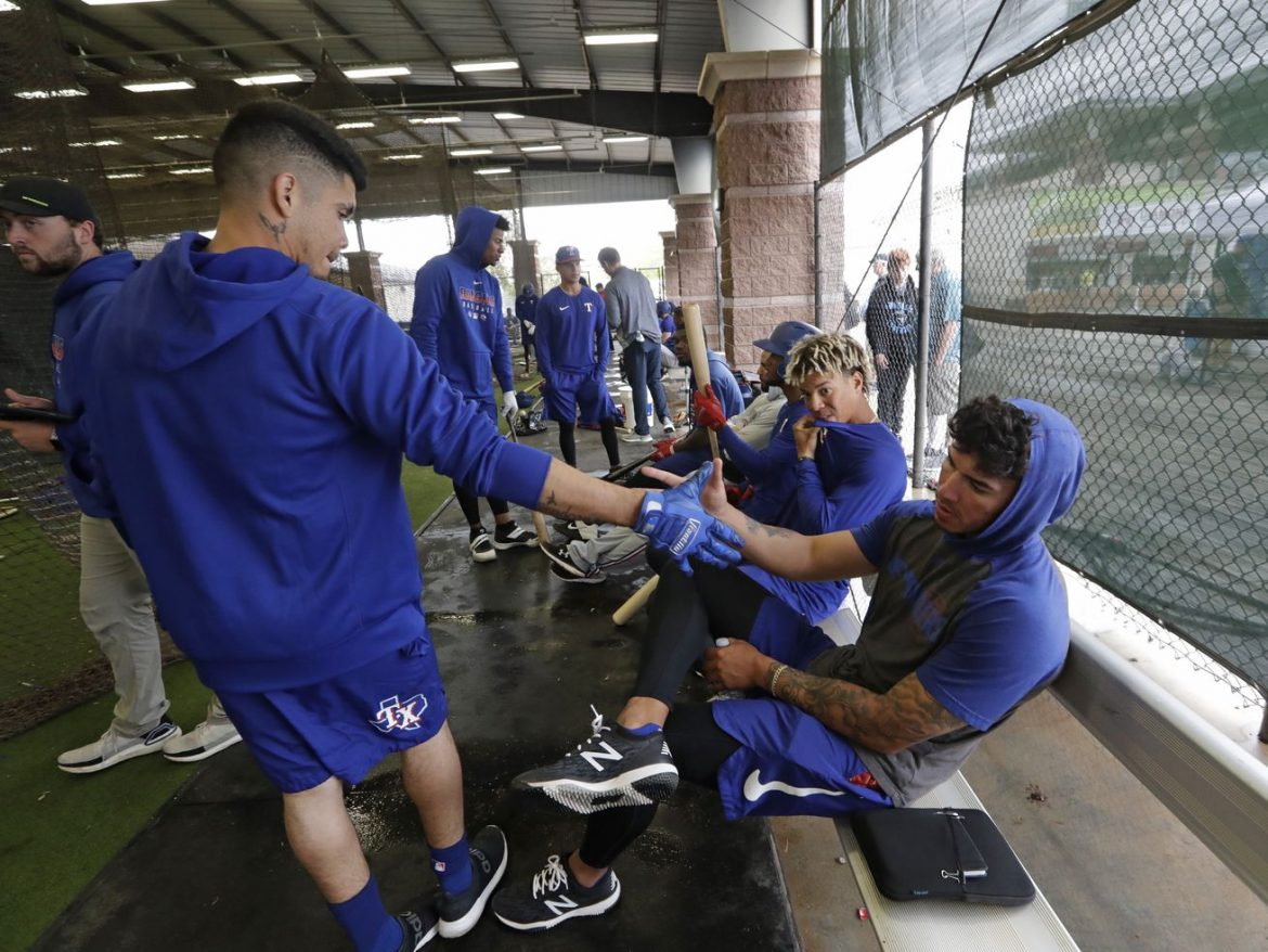 Availability of coronavirus vaccine could affect start of spring training for minor leaguers