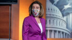 Pelosi: Any GOP lawmakers who 'aided and abetted' Capitol rioters should be prosecuted