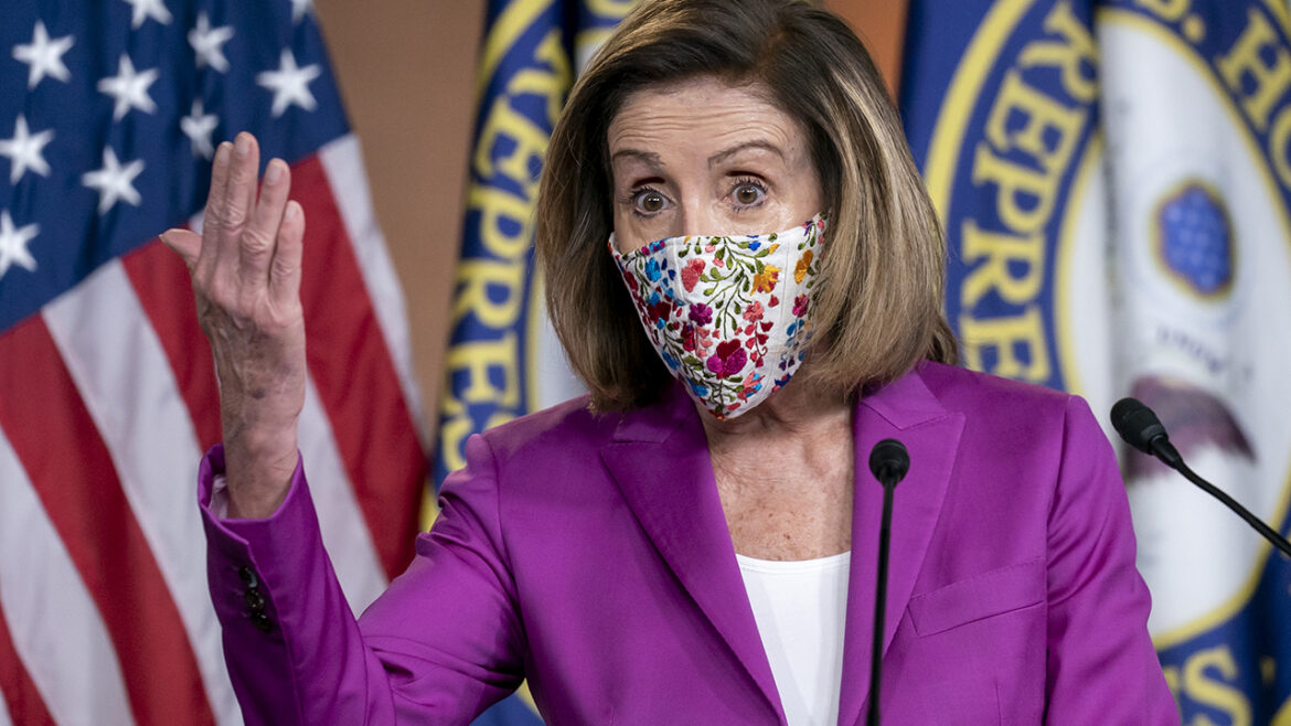 Pelosi: Capitol rioters chose their 'whiteness' over democracy