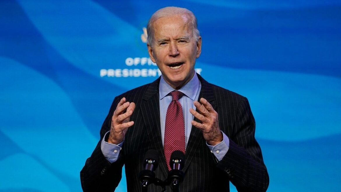 Live Updates: Biden accepts use of the president's guest house for the night before inauguration