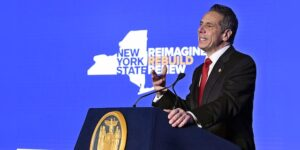 Cuomo takes parting shot at Trump admin, targets 'reclamation' of SALT funds