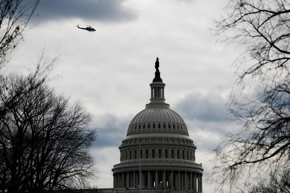 Congresswoman pleads for lax security restrictions in favor of sledding as snow storm looms