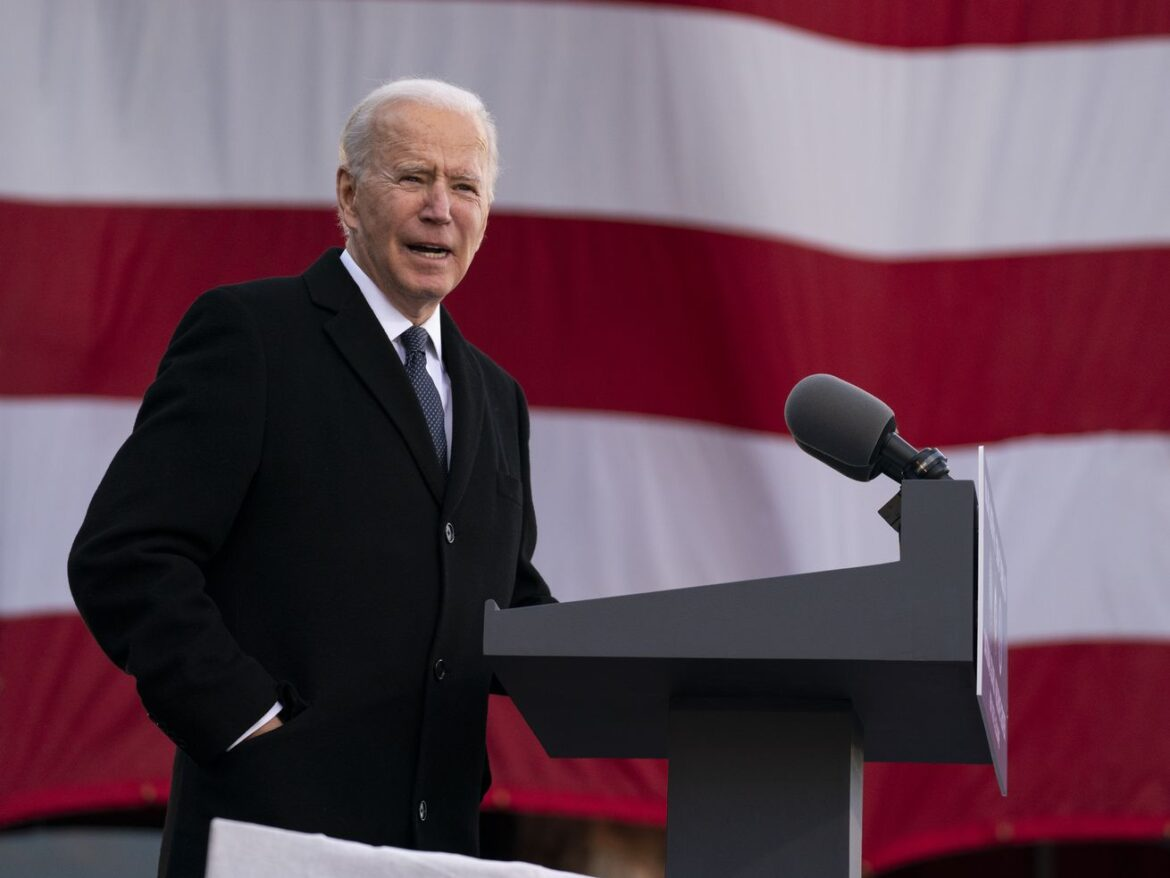 Facing crush of crises, Joe Biden will take helm as president