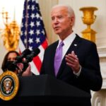 Biden proposes extending nuclear arms treaty with Russia for 5 years
