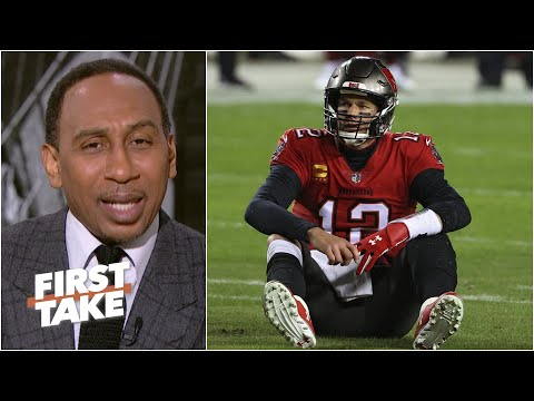 Stephen A. has some worries about the Bucs' playoff future | First Take