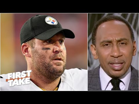Big Ben's days are close to being over – Stephen A. after the Steelers' loss to the Browns | FT