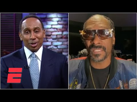 Snoop Dogg on the Steelers' big loss and his future as a boxing analyst | Stephen A's World