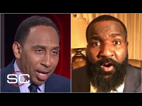 Kendrick Perkins and Stephen A. Smith react to the James Harden trade to the Nets   SportsCenter