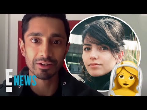 Riz Ahmed Reveals Wife's Identity After Secret Wedding | E! News