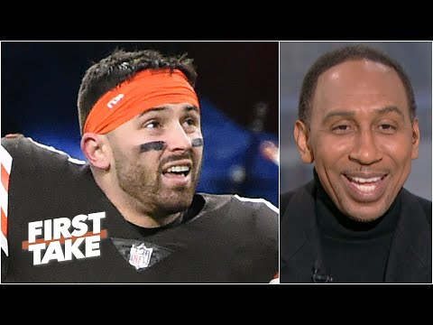 Stephen A.: It's more likely the Browns get blown out than keep it close vs. the Chiefs | First Take