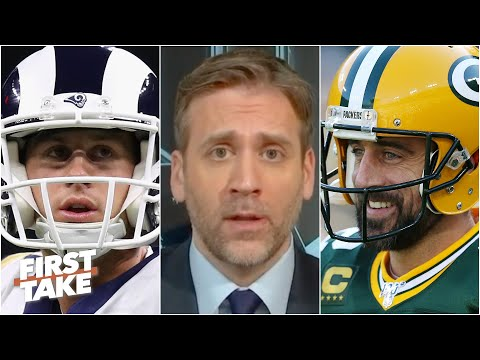 Jared Goff or Aaron Rodgers: Which QB is more valuable in the NFC Divisional matchup? | First Take