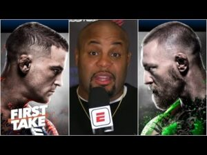Expectations for Conor McGregor vs. Dustin Poirier at UFC 257 | First Take