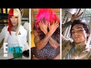 Jeffree Star's Dating History: Nathan, Andre Marhold & More | E! News