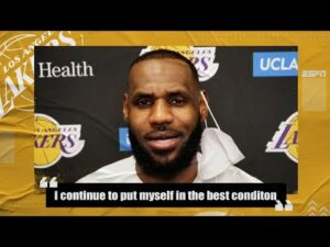 LeBron James on Lakers' win over Pelicans, potential rest in the future | NBA on ESPN
