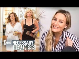 "Necessary Realness: ""SATC"" Is Back in New York 