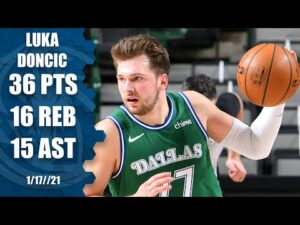 Luka Doncic passes Michael Jordan in career triple-doubles [HIGHLIGHTS] | NBA on ESPN