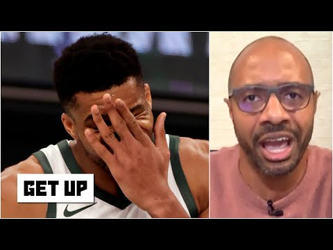 'Where is Giannis?!' Jay Williams calls out the Greek Freak for the Bucks' loss to the Nets | Get Up